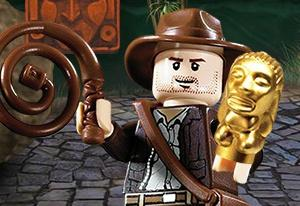 LEGO - Indiana Jones Adventures