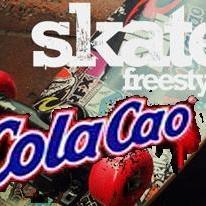 Skate Freestyle Cola Cao