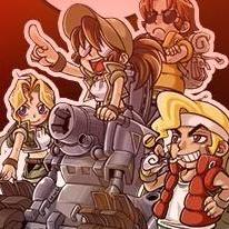 Death Defense of Metal Slug