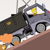 Bart Simpson: Factory Truck