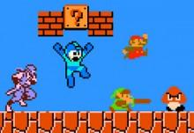 Super Sized Mario Bros  on Miniplay com