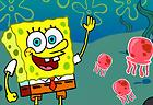 Sponge Bob Driving