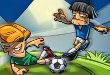 Nick Soccer Stars on Miniplay com