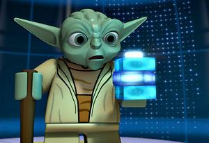 The New Yoda Chronicles: Star Wars Lego