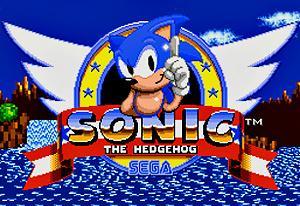 Sonic The Hedgehog Sega On Miniplay Com