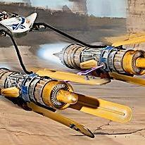 Star Wars: Racer Rush