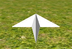 Insane Paper Plane - Juega gratis online en Minijuegos