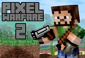 Pixel Warfare V2