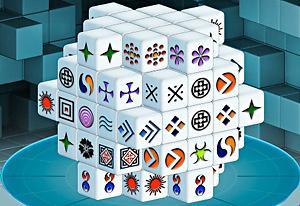 Mahjong Dimension
