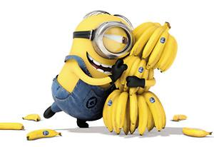 Tropical Minion Delivery