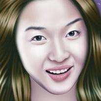 Jun Ji Hyun Makeup