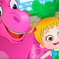 baby-hazel-dinosaur-park