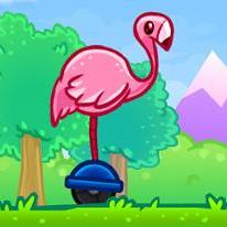 Flamingo Surfers
