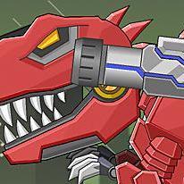 Toy War Robot Mexico Rex