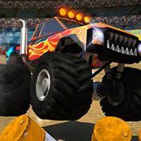 Stunt Monsters 3D
