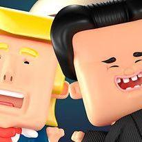 Stop Trump vs Kim Jong-Un