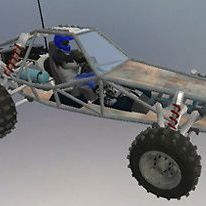 4x4 Truck Car Hill Race- 3D