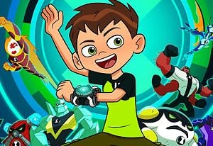 Ben 10 Upgrade Chasers On Miniplay Com