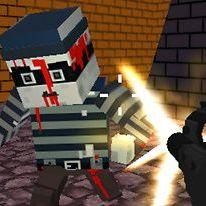 Combat Pixel Vehicle Zombies