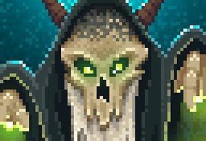 Necromancer II: La Cripta de los Píxeles