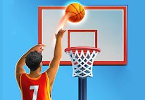 Basketball Legend - Juega gratis online en Minijuegos