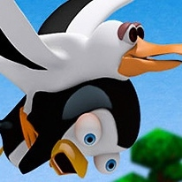 Yetisports: Albatross Overload