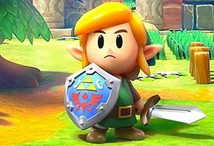 Legend Of Zelda: The Link's Awakening