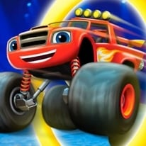 Blaze and the Monster Machines: Super Shape Stunt Puzzles