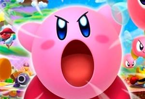 Super Mario 64 Kirby Edition
