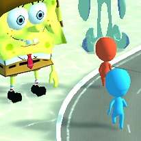 Fun Race: SpongeBob World