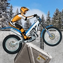 Trail Ice Ride