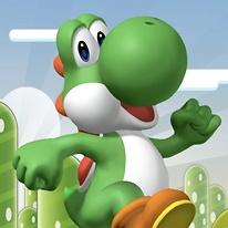 Super Mario 64: Yoshi Playable