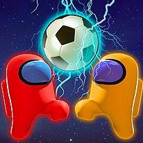 2 Player Among Soccer