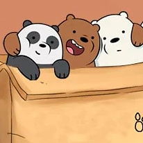 We Bare Bears: Boxed Up Bears
