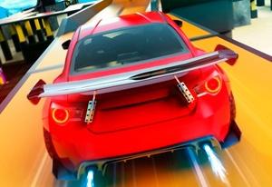 Rocket Stunt Cars