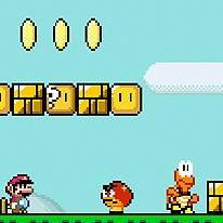 Monoliths Mario World 2 Online