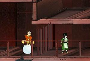 Avatar Elemental Escape